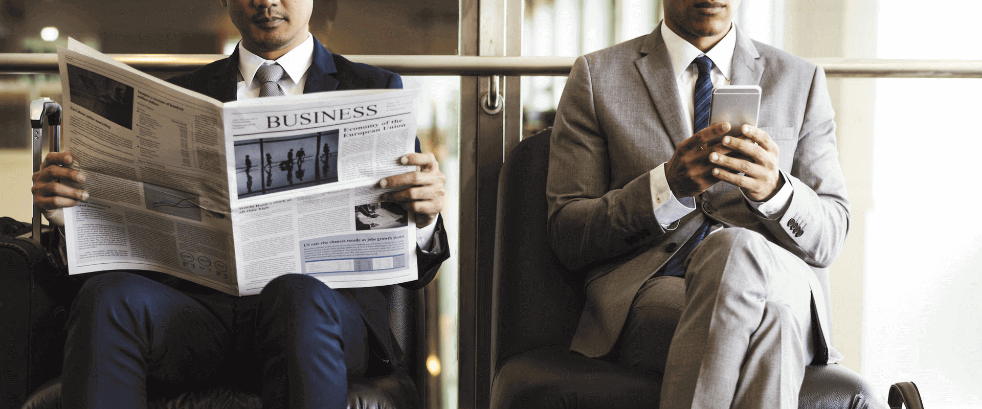 Why Financial Services Pros Are Using Private Messaging For Work